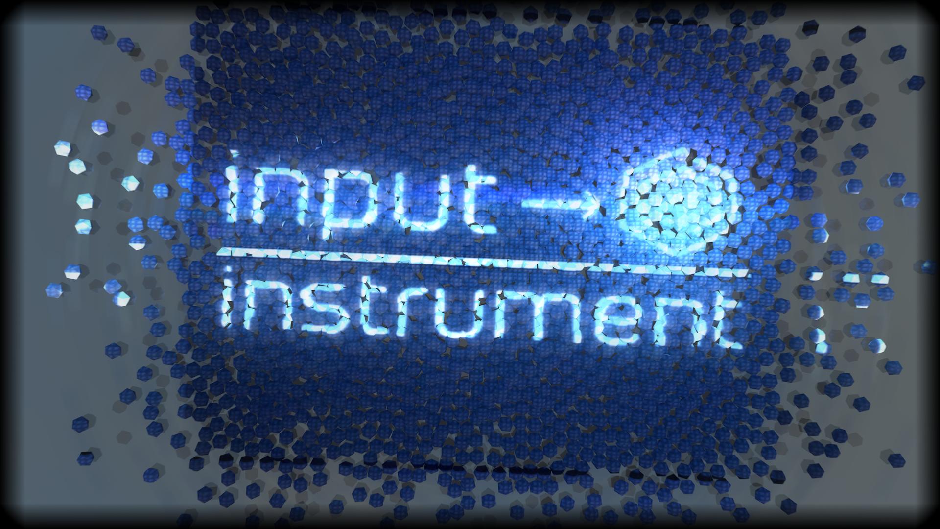 input instrument